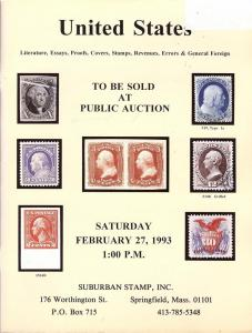 United States Literature, Essays, Proofs, Covers, Stamps,...