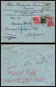 Goldpath: Brazil cover, 1931, To Jamaica, CV23_P13