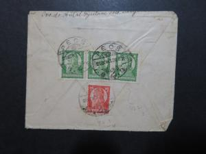 Hungary 1928 Cover to USA - Z8683