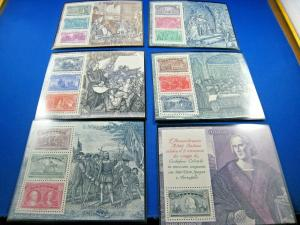 ITALY -  SCOTT #1883-1888  -  MNH   (wwi25)