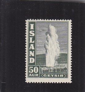 Iceland: Sc #208, MH (S18979)