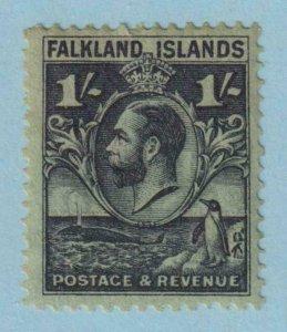 FALKLAND ISLANDS 60  MINT LIGHTLY HINGED OG *  NO FAULTS EXTRA FINE!