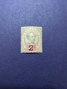 Sarawak 22 F-VFNH, CV $9