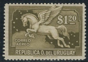 Uruguay #C53*  CV $22.00