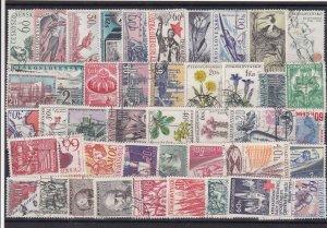 Czechoslovakia stamps Ref 13772