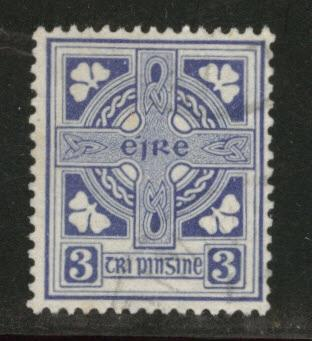 Ireland Scott 111 Used 1940-2 stamp wmk 262