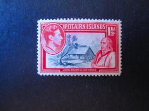 Pitcairn Island #3 Mint Never Hinged- (Z3) I Combine Shipping!