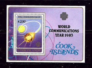 Cook Is 748 MH World Communications Year S/S
