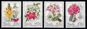 [67190] Namibia 1994 Flora Flowers Blumen  MNH