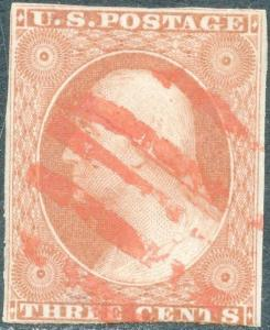 #10 VF-XF USED WITH RED GRID CANCEL CV $210.00 BP2011