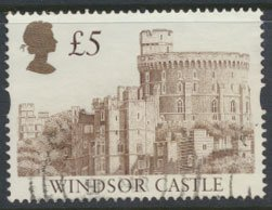 GB  SC# 1448a Windsor Castle 1997  SG 1996  Used   as per scan