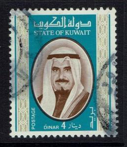 Kuwait SC# 763, Used - Lot 110616