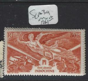 INDOCHINA  (PP1204B)  SC C39   MNH
