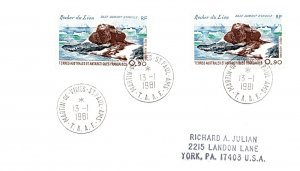 French Southern and Antarctic Terr., Polar