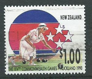 New Zealand SG 1536 FU