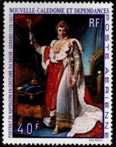 New Caledonia (NCE) Scott C68 MNH** Napoleon airmail stamp CV$14