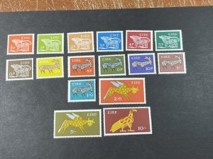 IRELAND # 250-265-MINT NEVER/HINGED---COMPLETE SET-----1968-70