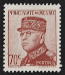 DYNAMITE Stamps: Monaco Scott #153 – UNUSED