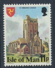Isle of Man - SG 118a  SC# 120a  MUH  Perf 14½