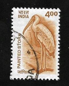 India 2001 - U - Scott #1910