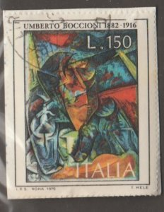 Italy 1229 Painting  - CLEARANCE - PAPER ON BACK