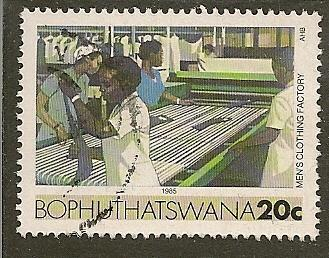 South Africa--Bophuthatswana  Scott 154   Factory   Used