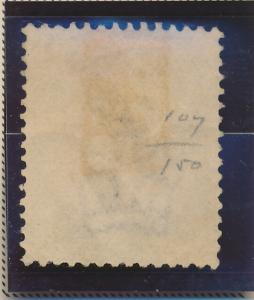 Great Britain Stamp Scott #107, Used - Free U.S. Shipping, Free Worldwide Shi...