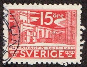 Sweden # 241 U