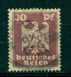Germany 1924 #334 U SCV(2020)=$0.45