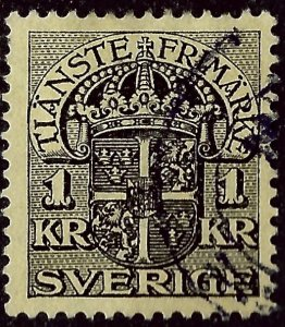 Sweden SC O39 Used F-VF...fill a solid spot...