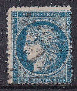 France #57 VG-F used Ceres