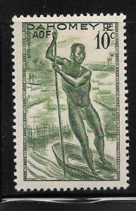 Dahomey Mint Lightly Hinged  [10272]