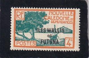 Wallis & Futuna Islands,    #   46   unused