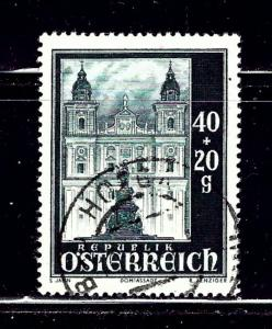 Austria B254 Used 1948 issue