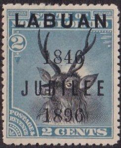 Labuan #67 Mint