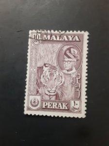 *Malaya (Perak) #132                Used