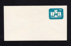 U586a, UPSS #3619a-47 Mint Envelope, SURCHARGE OMITTED, UPSS Cat 300.00