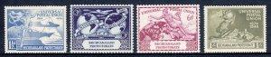 Bechuanaland - Scott #149-152 - MNH - SCV $3.35