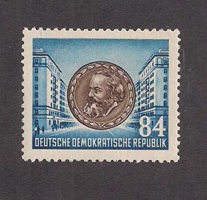 GERMANY - DDR SC# 146 VF OG 1953