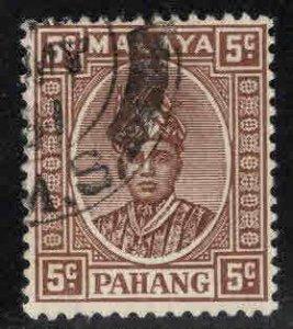 MALAYA-Pahang Scott 32 Used