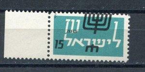 Israel  Judaica  JNF KKL Error Stamps  (x1).See image  MNH SKU 726