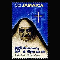 JAMAICA 2005 - Scott# 1037 Sister Ripoll Set of 1 NH