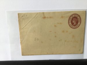 Cape of good hope unused stamps Wrapper Ref R28282