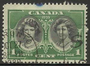 Canada 1939 Scott# 246 Used