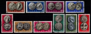 Greece 1959 Ancient Greek Coins, Set [Used]