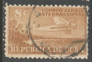 CUBA C40 VFU AIRPLANE Z4-135-3