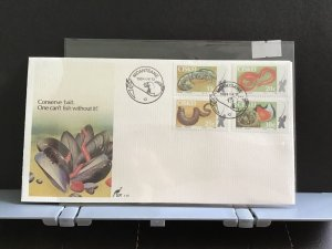 Ciskei 1984 Conserve Bait, One can't fish without it!   stamps cover R27974