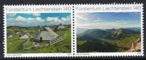 Liechtenstein 1654-1655 MNH VF