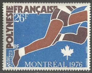 FRENCH POLYNESIA SCOTT C134