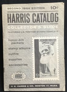 Harris Catalogue Collector's Guide Second 1964 Edition 64 pages